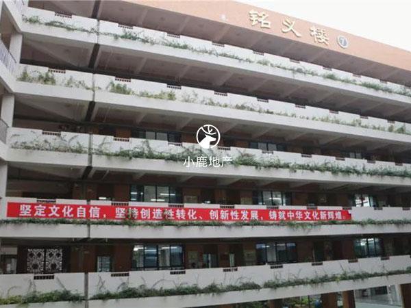 龙华民治中学教学楼-铭以楼