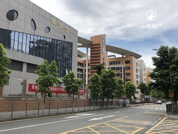 龙华民治中学体育馆