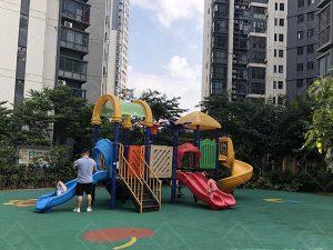 龙军花园-小区设施图片