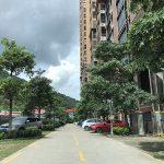 翠岭华庭 — 停车场图片